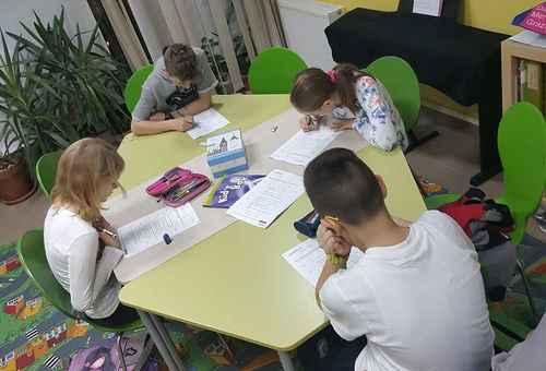 Časovi engleskog za učenike osnovne škole